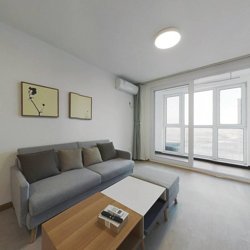 整租·长景新园 2室1厅 南卧室图