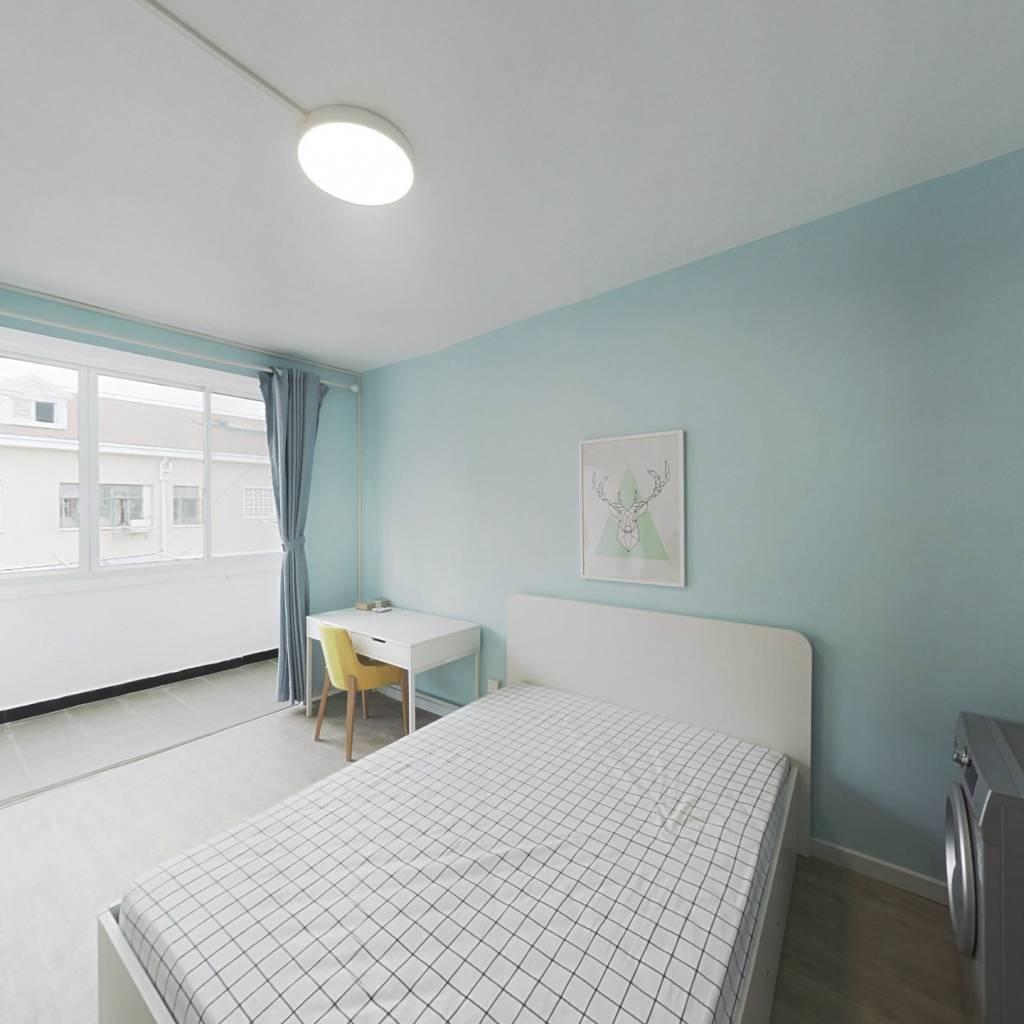整租·达丰新村 1室1厅 南卧室图