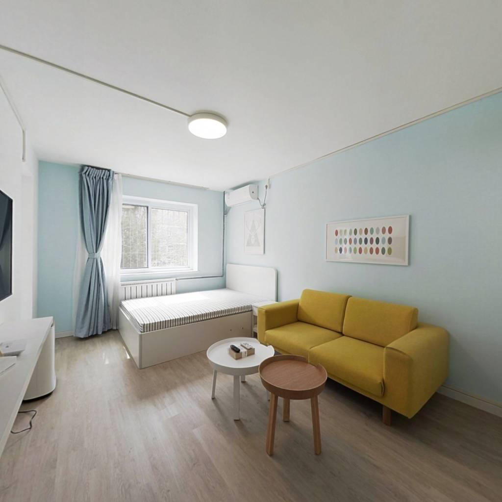 整租·慧忠里 1室1厅 南卧室图