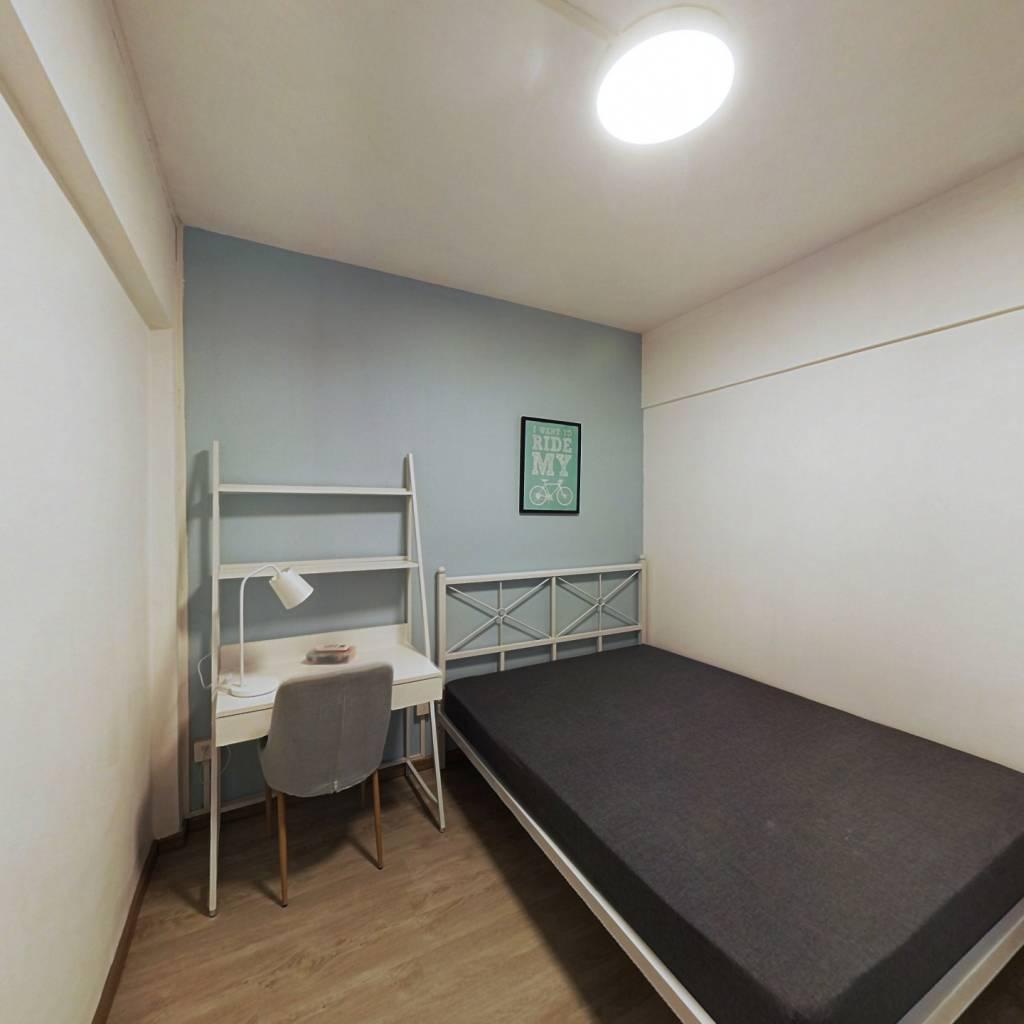 合租·保利红棉花园 2室1厅 南卧室图
