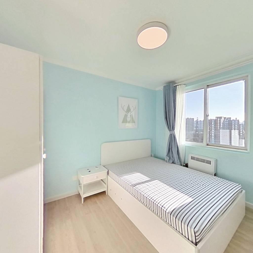 整租·立城苑 2室1厅 西南卧室图
