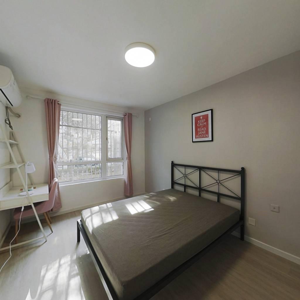 合租·银丰苑 2室1厅 南卧室图