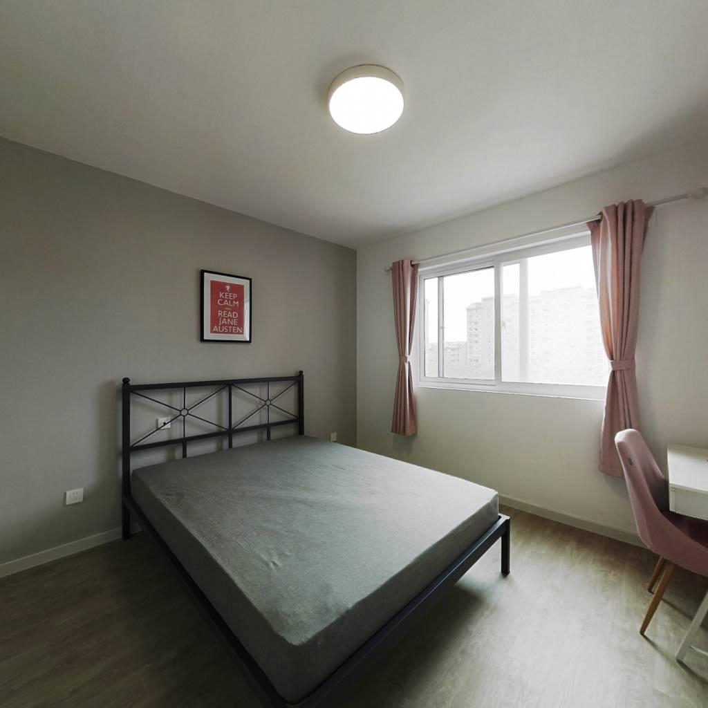 合租·浦秀苑 4室1厅 南卧室图
