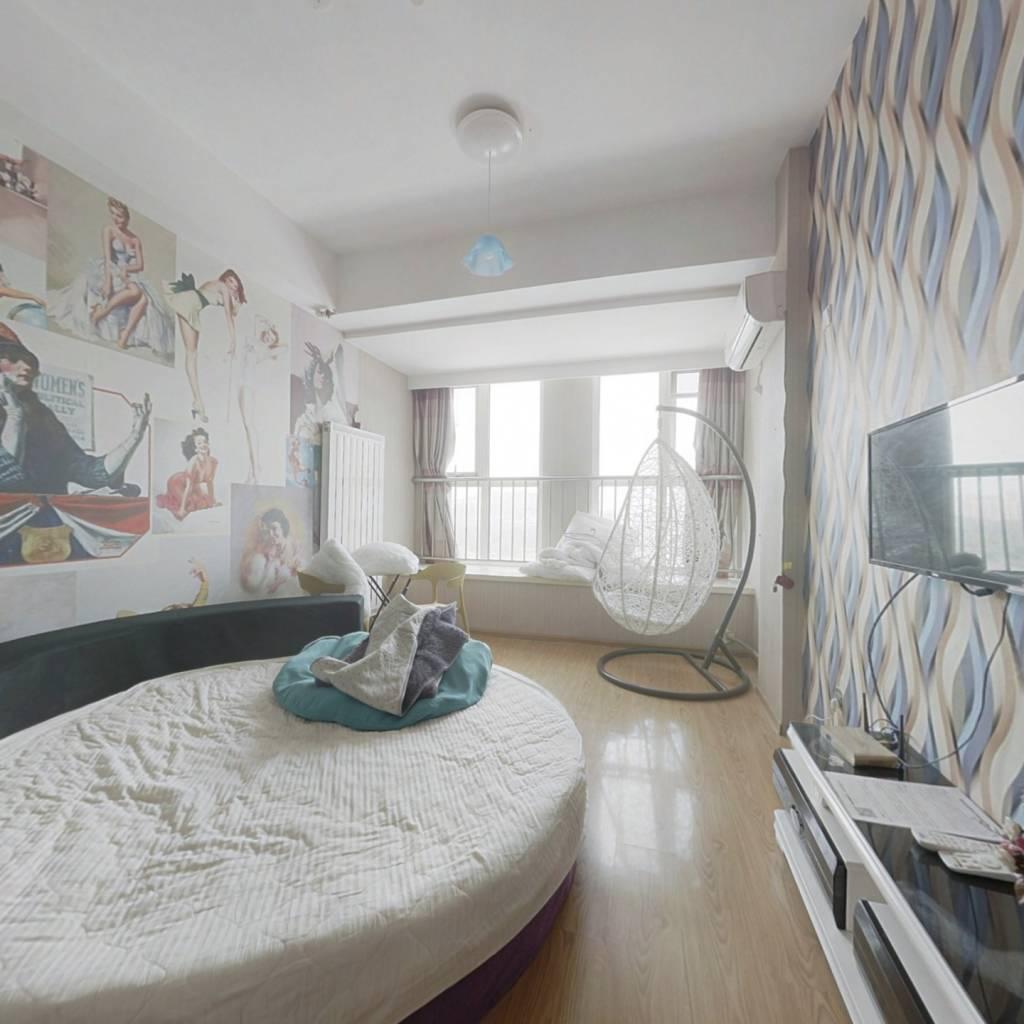 三庆青年城一室一厅公寓,透明户型,出行方便