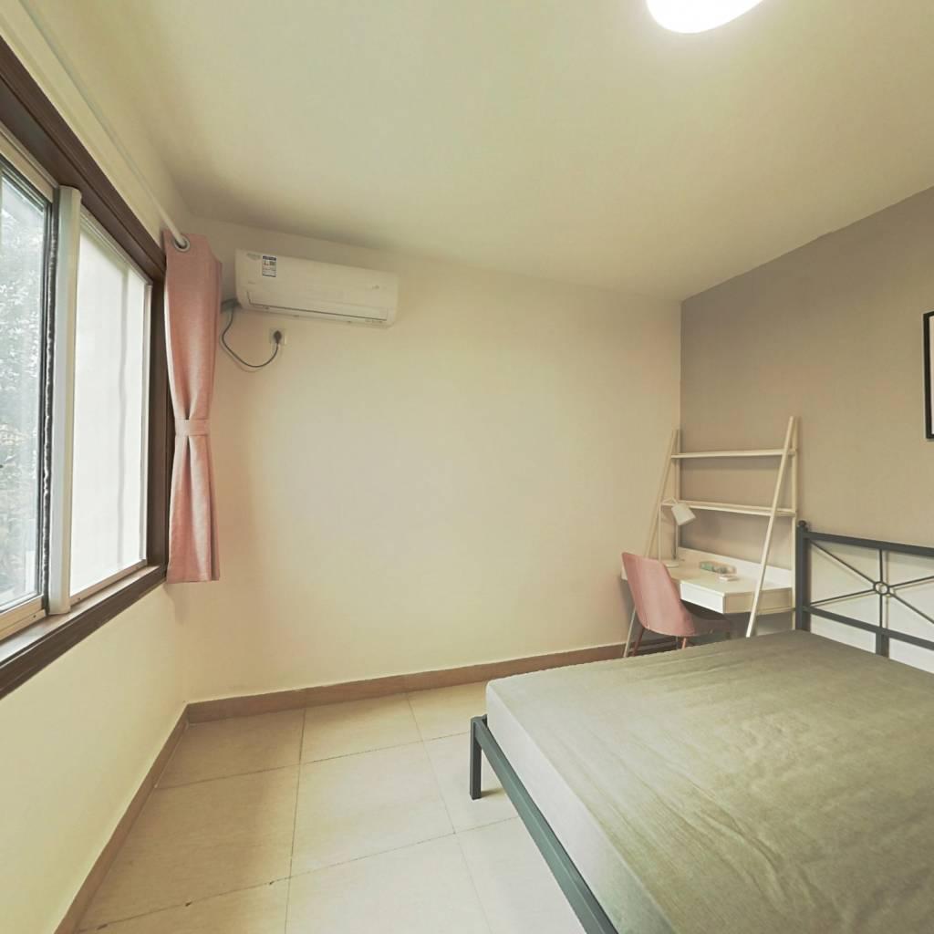 合租·世纪朝阳 3室1厅 东卧室图