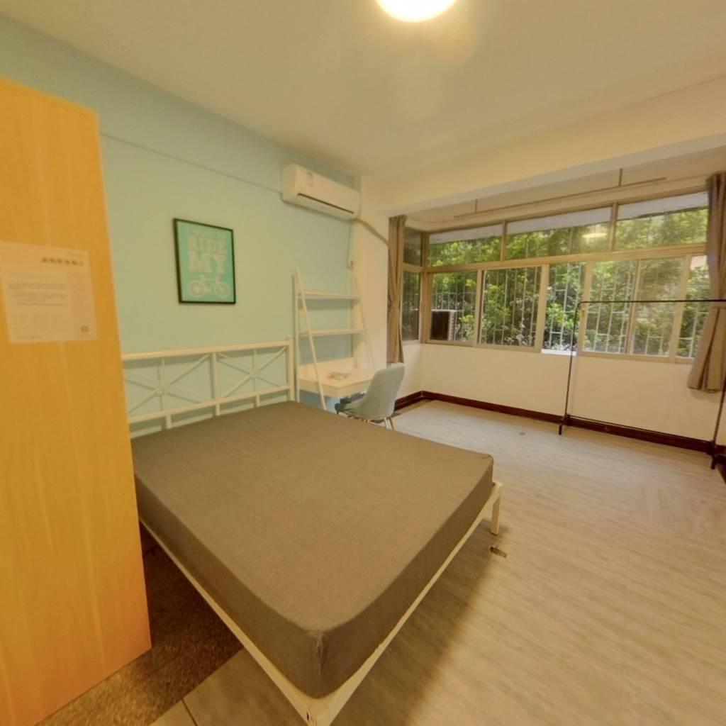 合租·红岗西村 3室1厅 北卧室图