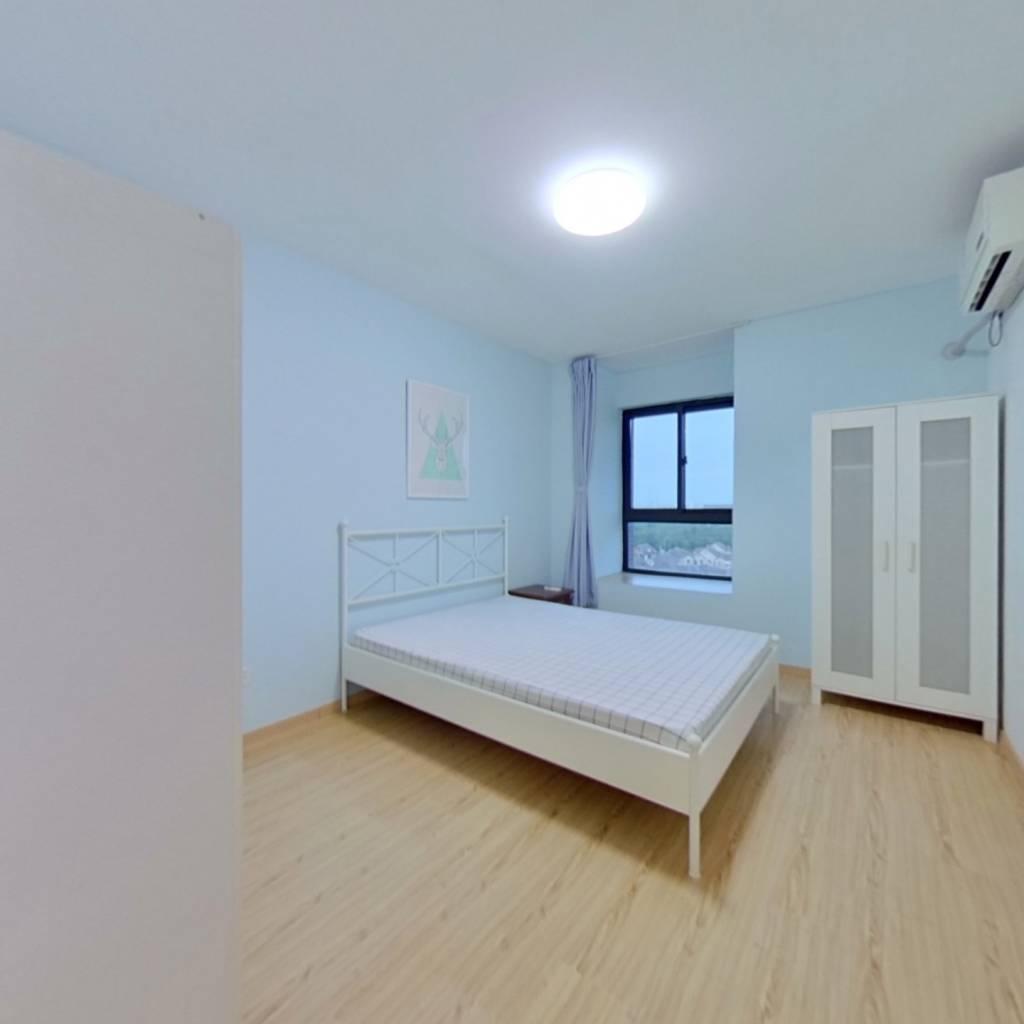 整租·保利叶语(二期)(公寓) 2室1厅 南卧室图