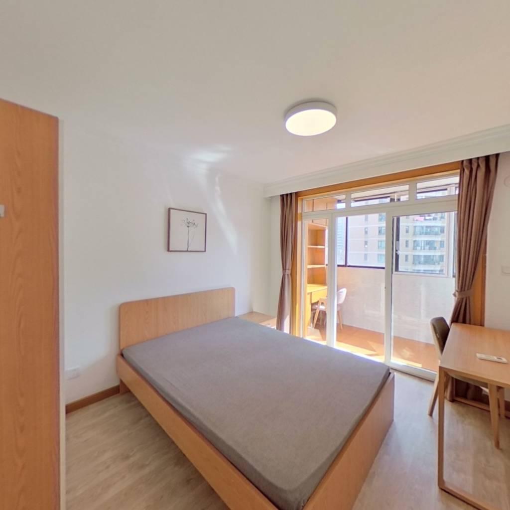 整租·凯歌公寓 2室1厅 南卧室图