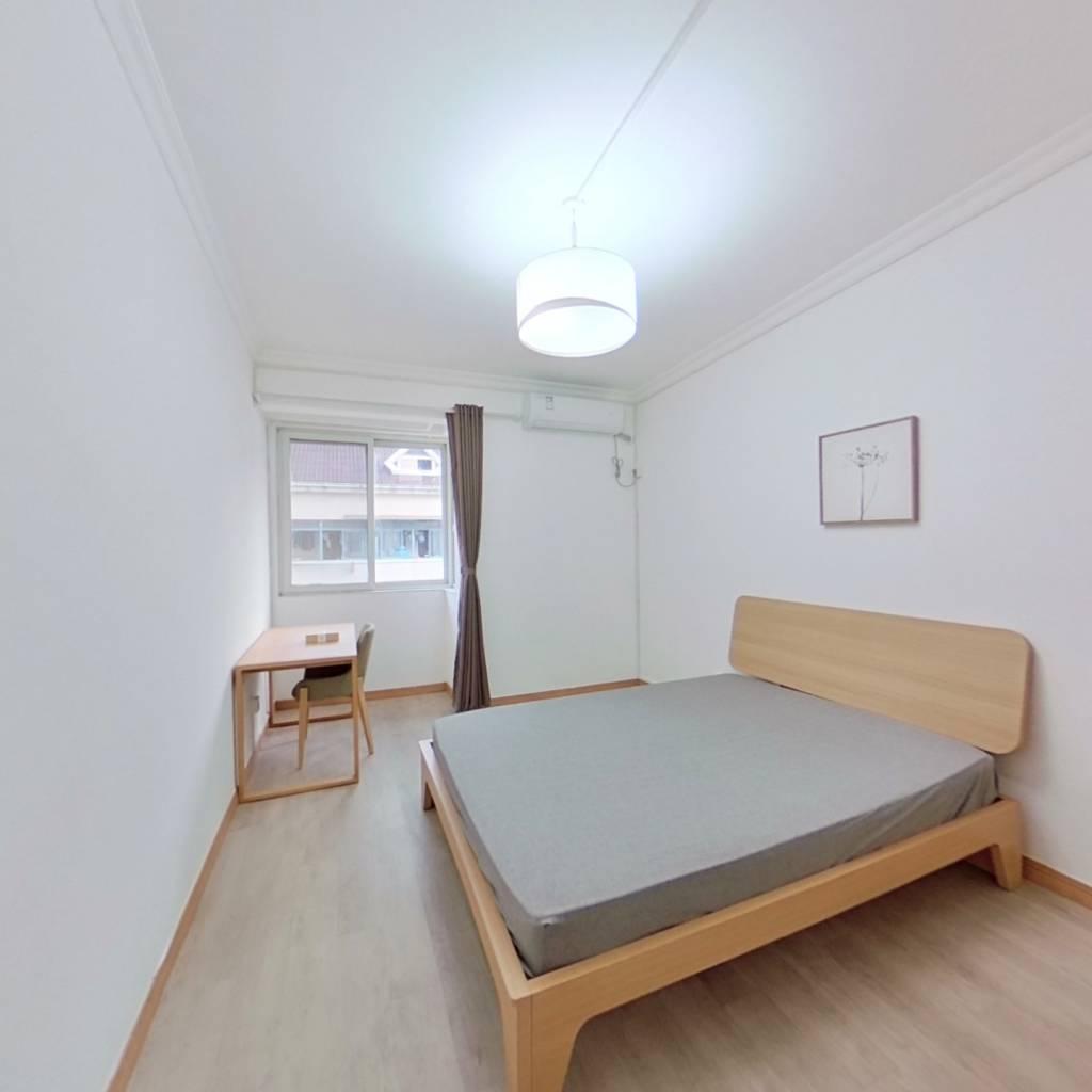 整租·吴家浜小区 2室1厅 南卧室图