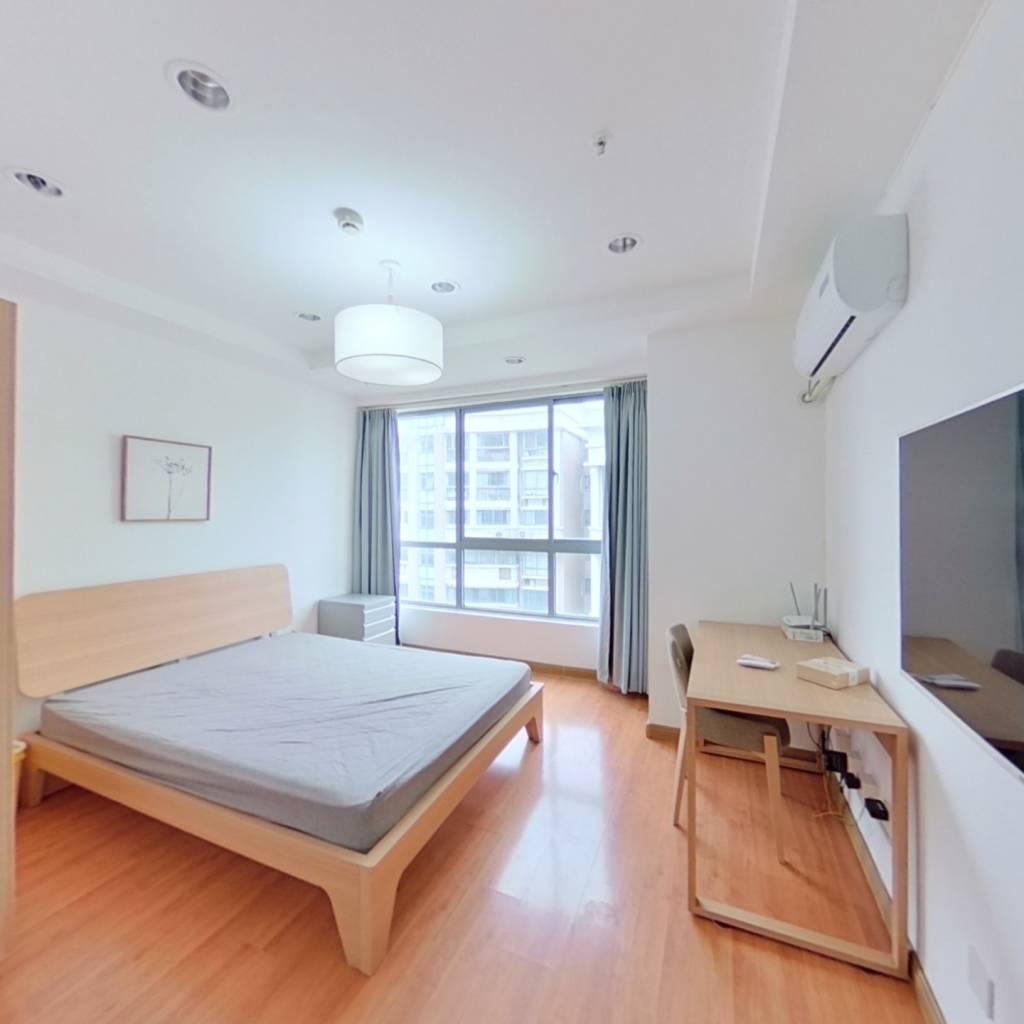 整租·金城大厦 1室1厅 南卧室图