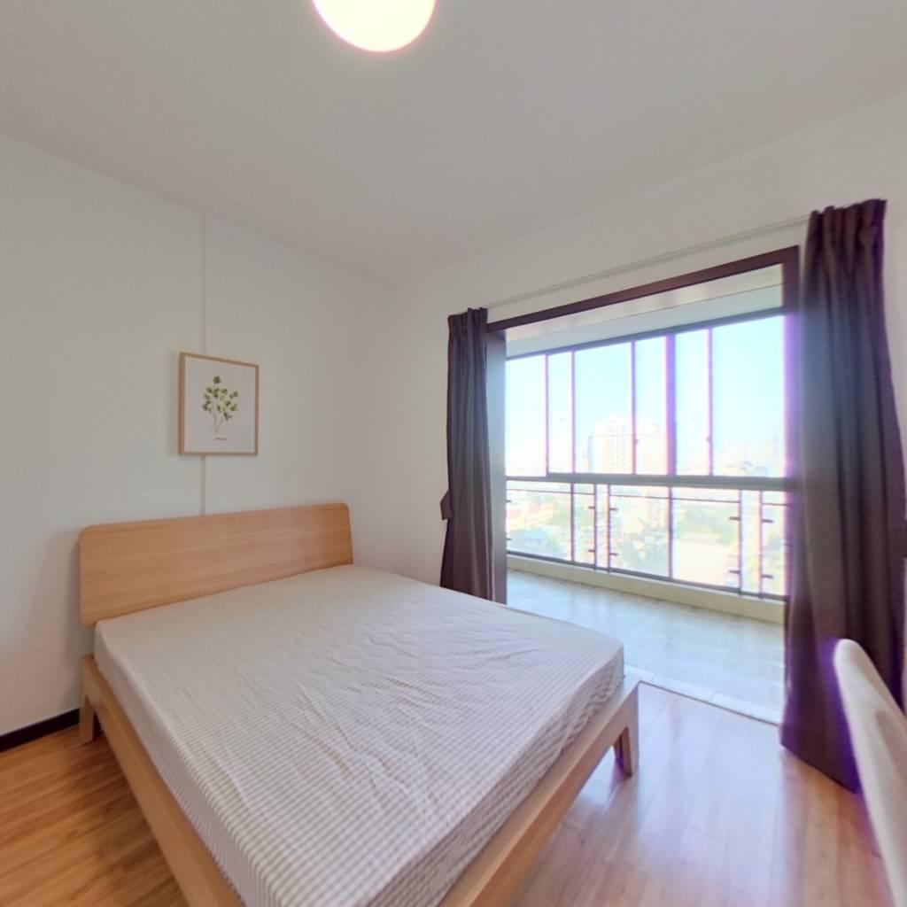 合租·鼓楼世家 3室1厅 东南卧室图