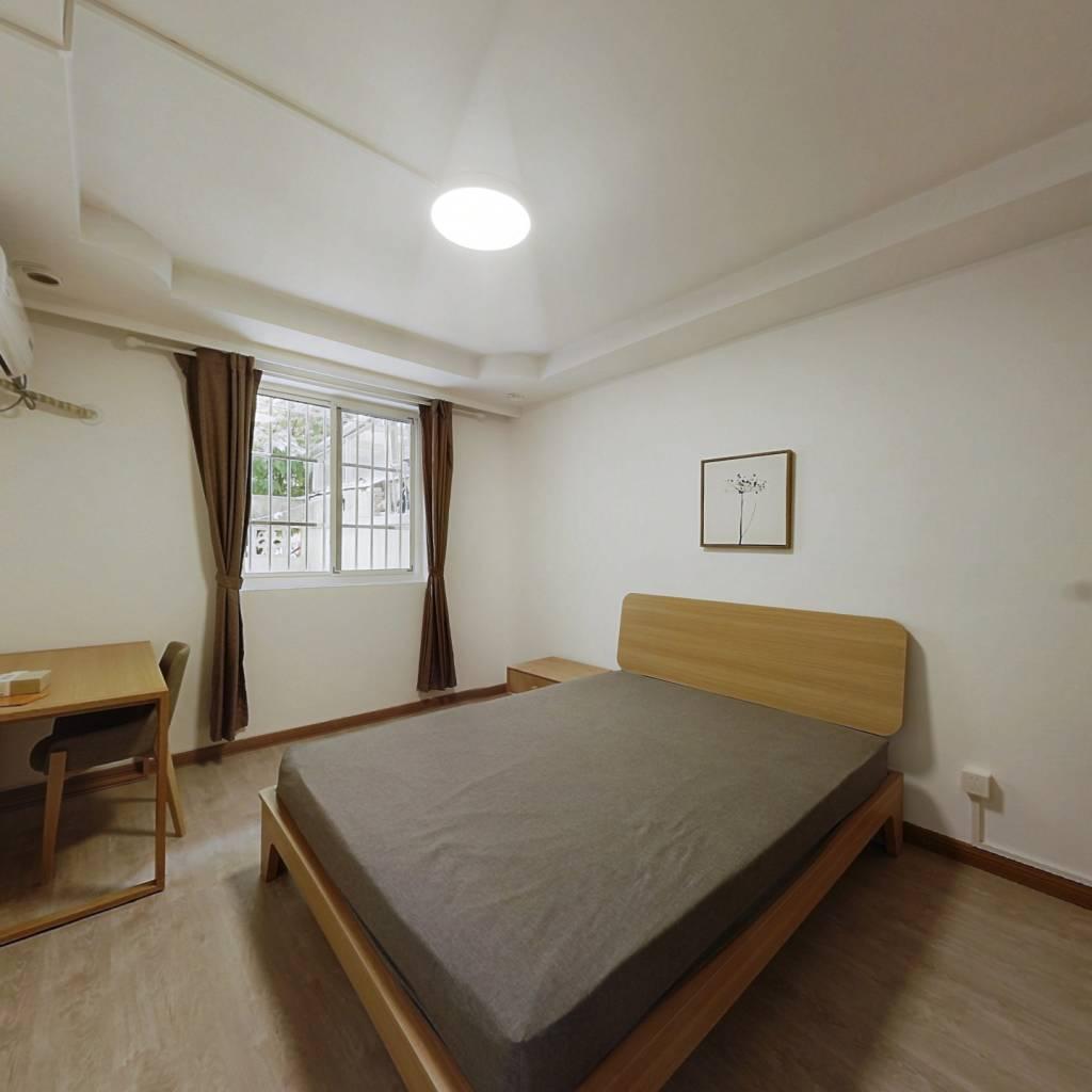 整租·曹家巷小区 2室1厅 南卧室图