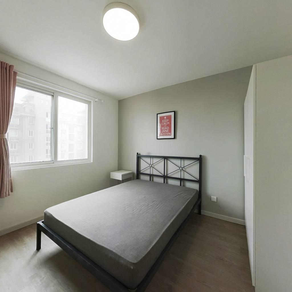 合租·瑞和华苑北区 3室1厅 南卧室图