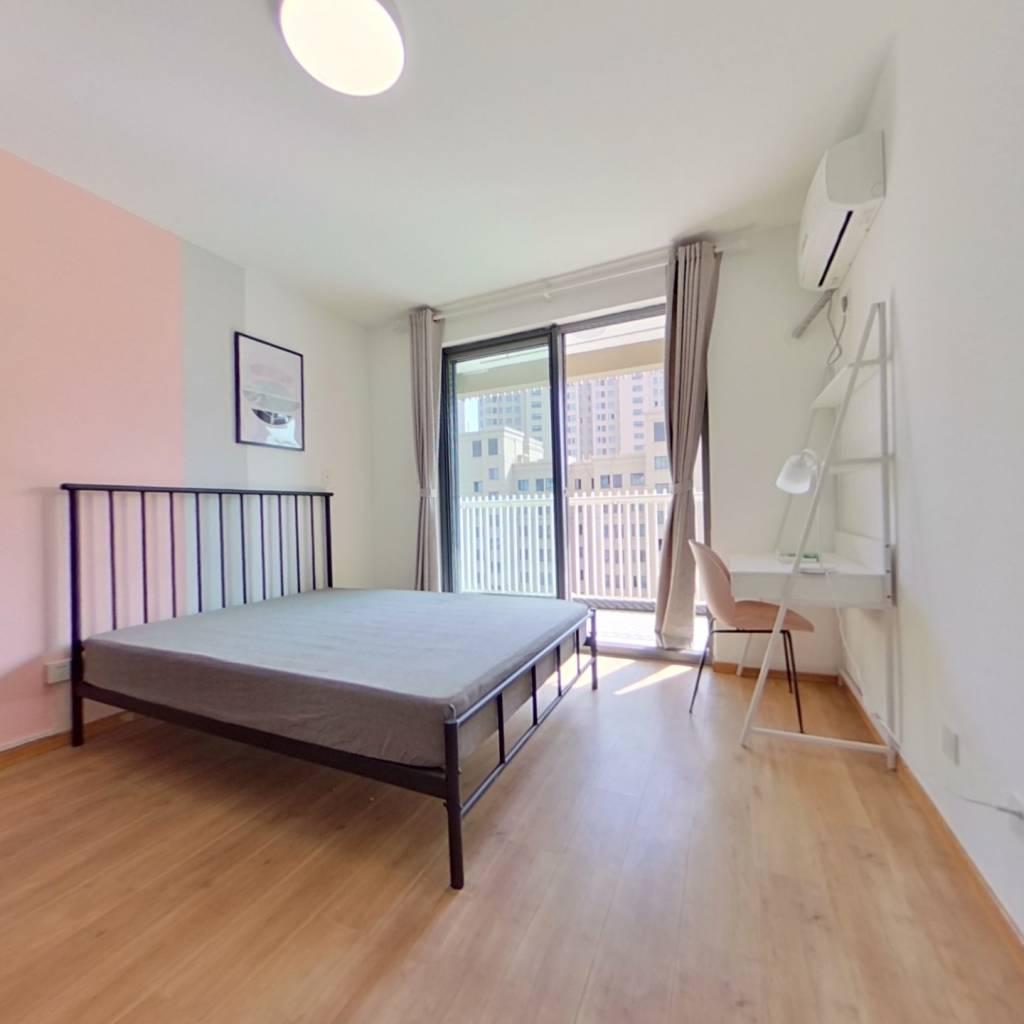 合租·惠民家园 3室1厅 东卧室图