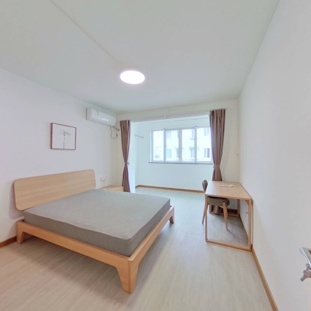 整租·控江东三村 1室1厅 南卧室图