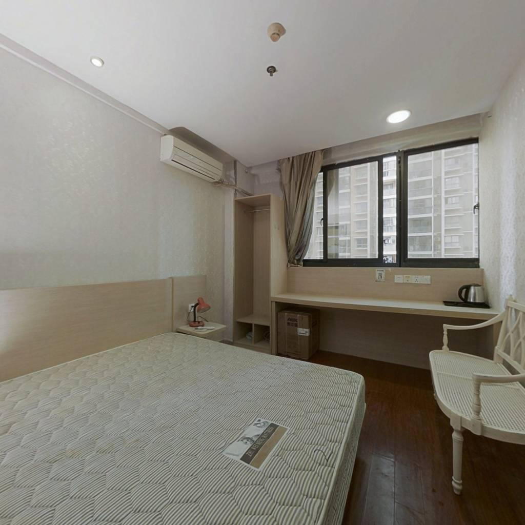 天元辰广场 1室0厅 北