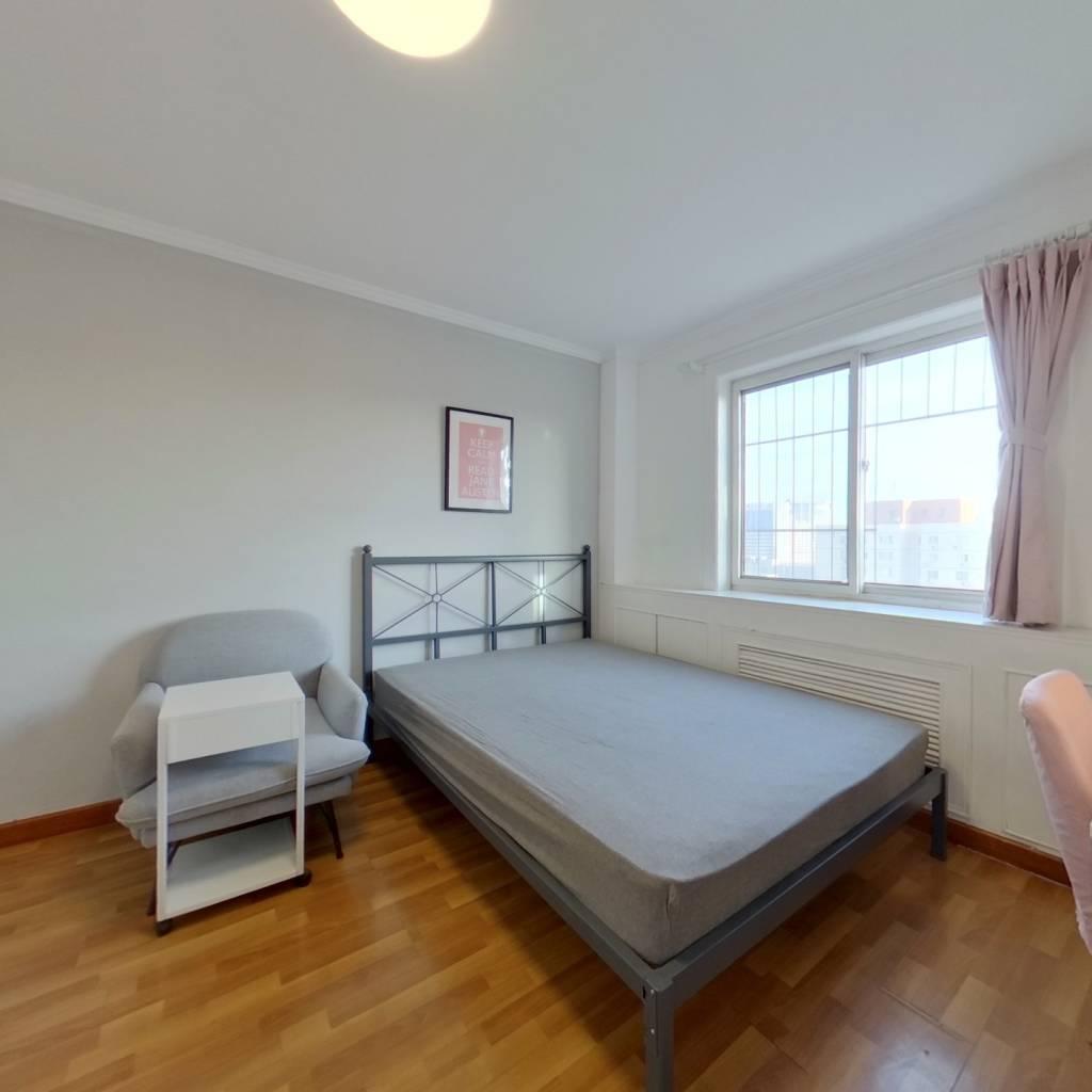 合租·潘家园东里 2室1厅 南卧室图