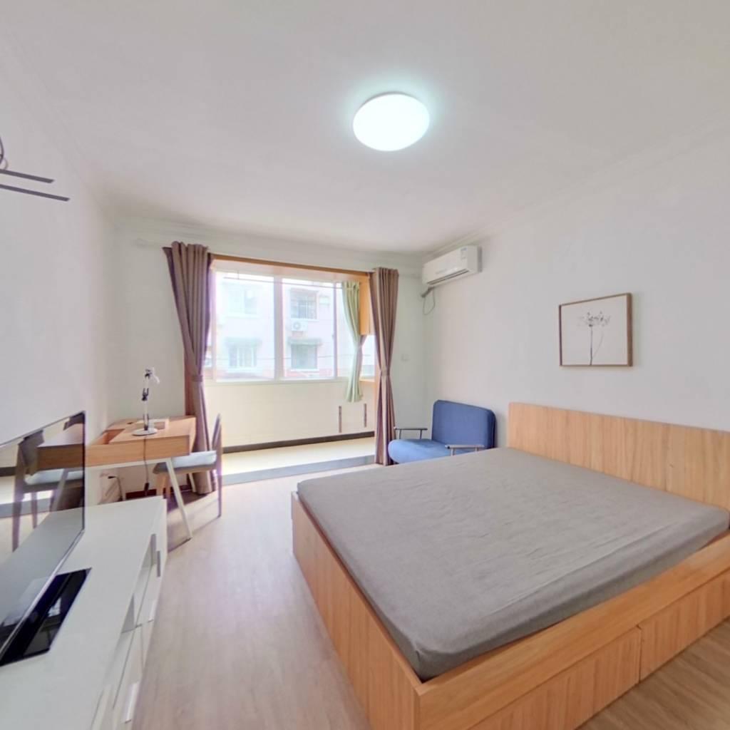 整租·王满小区 1室1厅 南卧室图