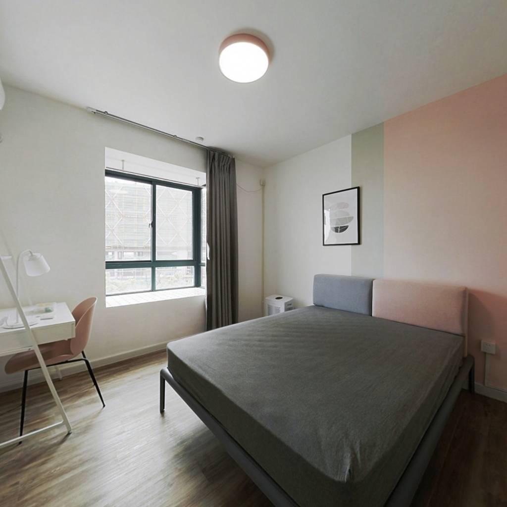 合租·和谐嘉园南苑 5室1厅 北卧室图
