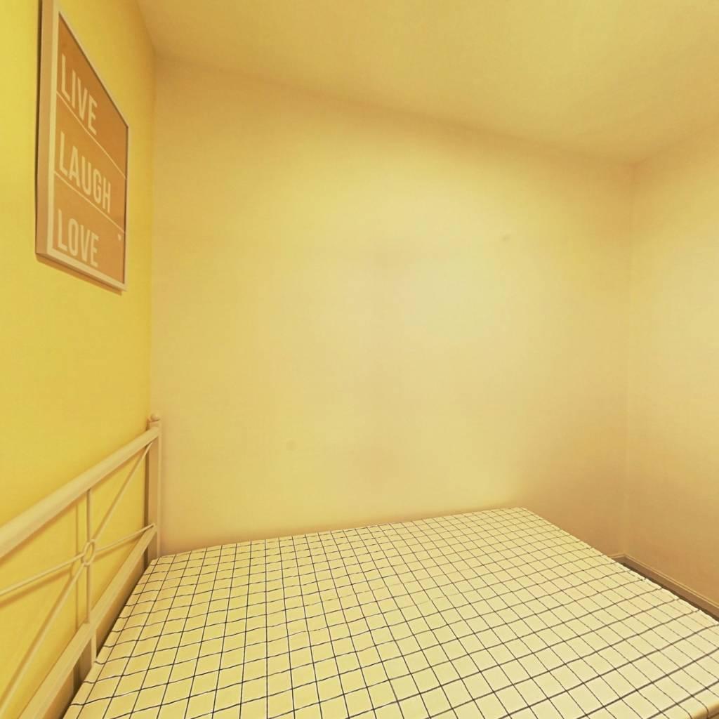 合租·中德英伦世邦J区 4室1厅 西卧室图
