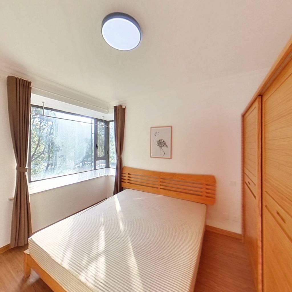 合租·保利西子湾 3室1厅 南卧室图