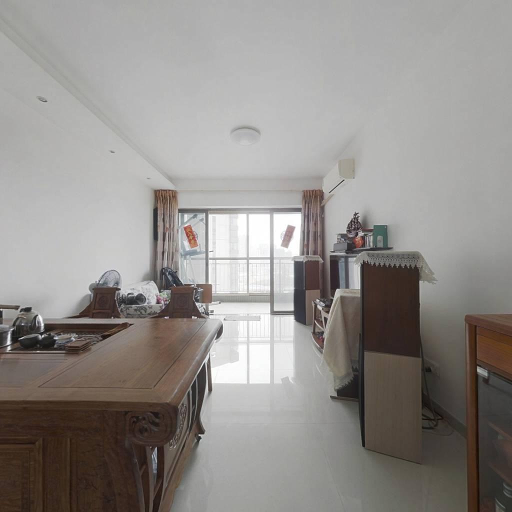 中惠璧珑湾南向看焦门河精装两房两厅78平方诚意出售