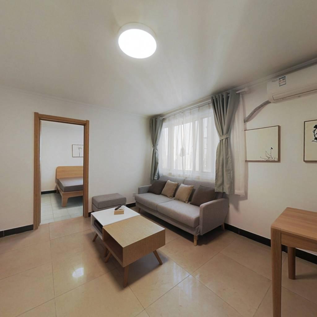 整租·东环居苑 1室1厅 南卧室图