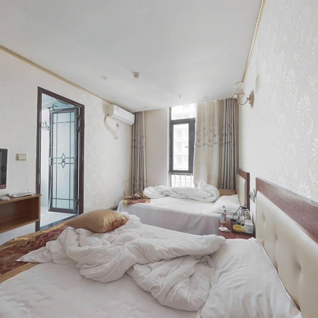 北大资源梦想城公寓出售,户型方正。