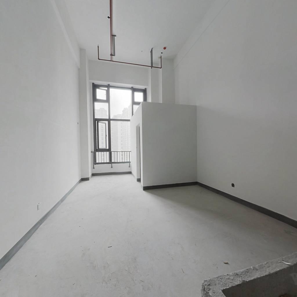 立体城汇江庭公寓50平 可做2层高低总价