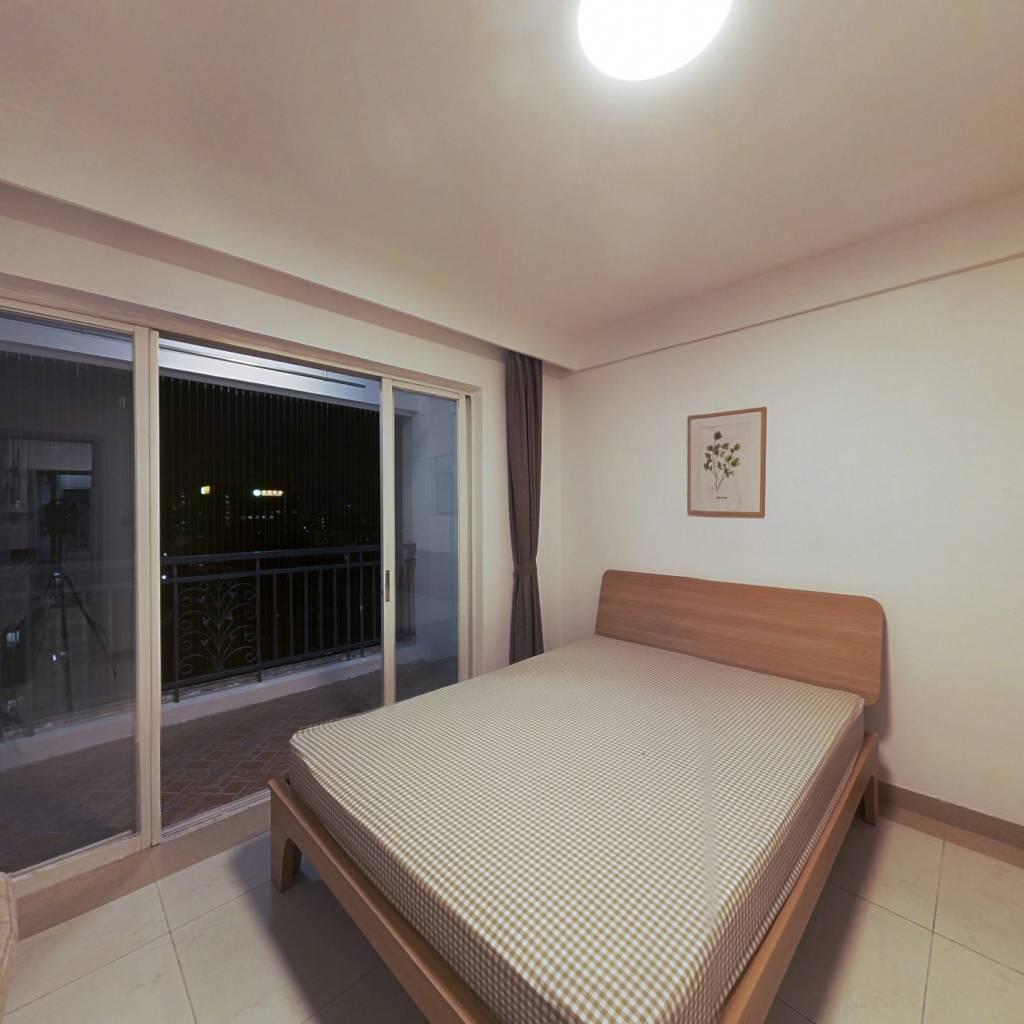 合租·保利花园 4室1厅 东北卧室图