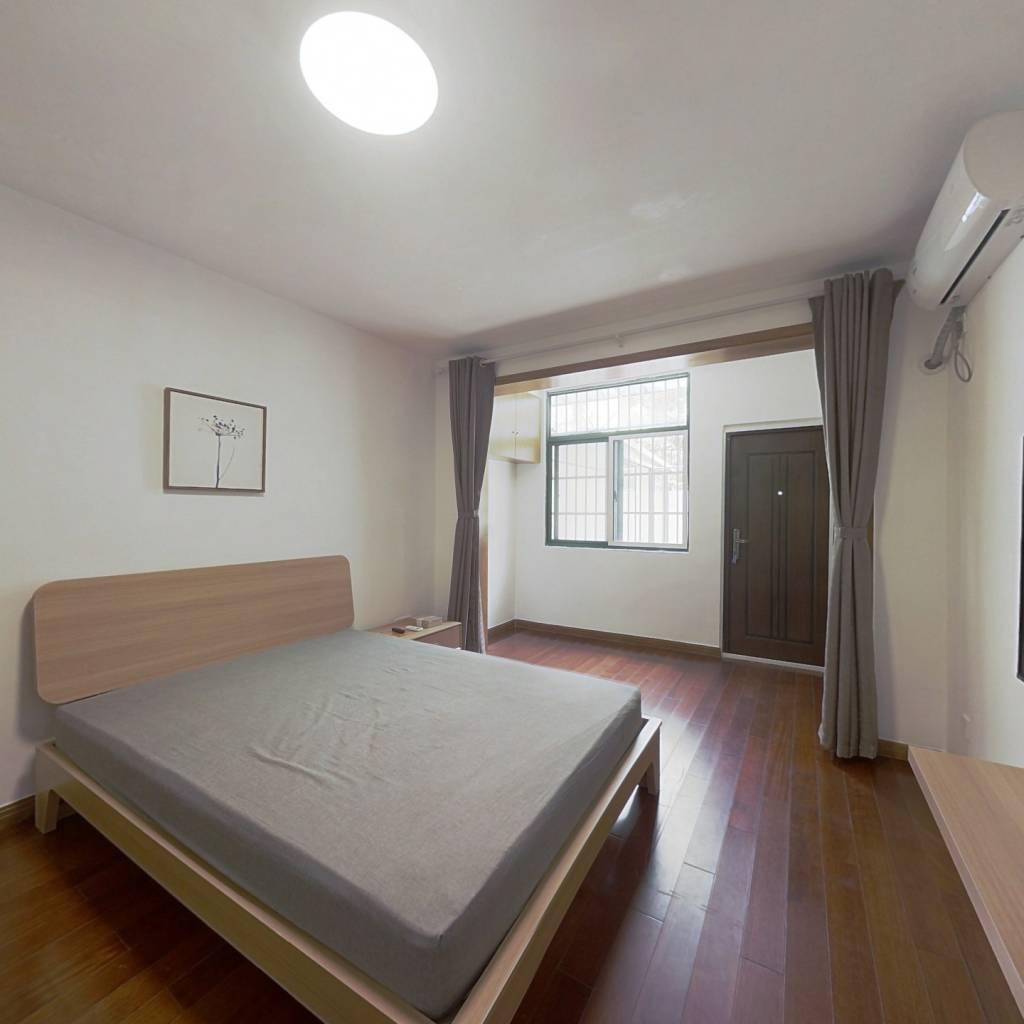 整租·市光一村 1室1厅 南卧室图