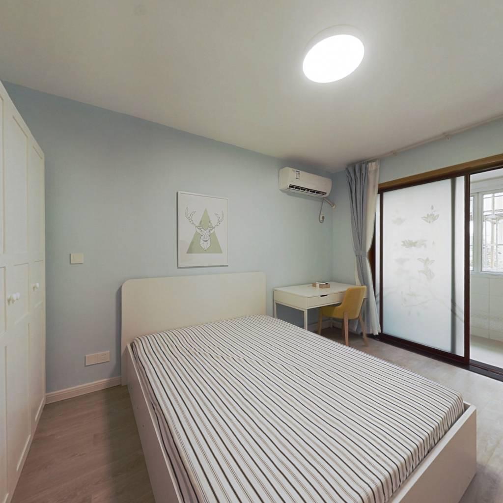 整租·太平桥南 2室1厅 南卧室图