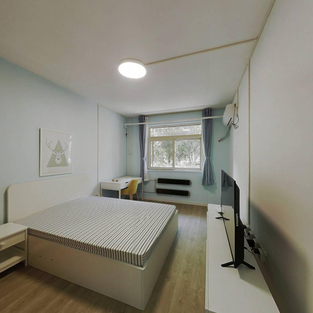 整租·团结湖北二条 2室1厅 南卧室图