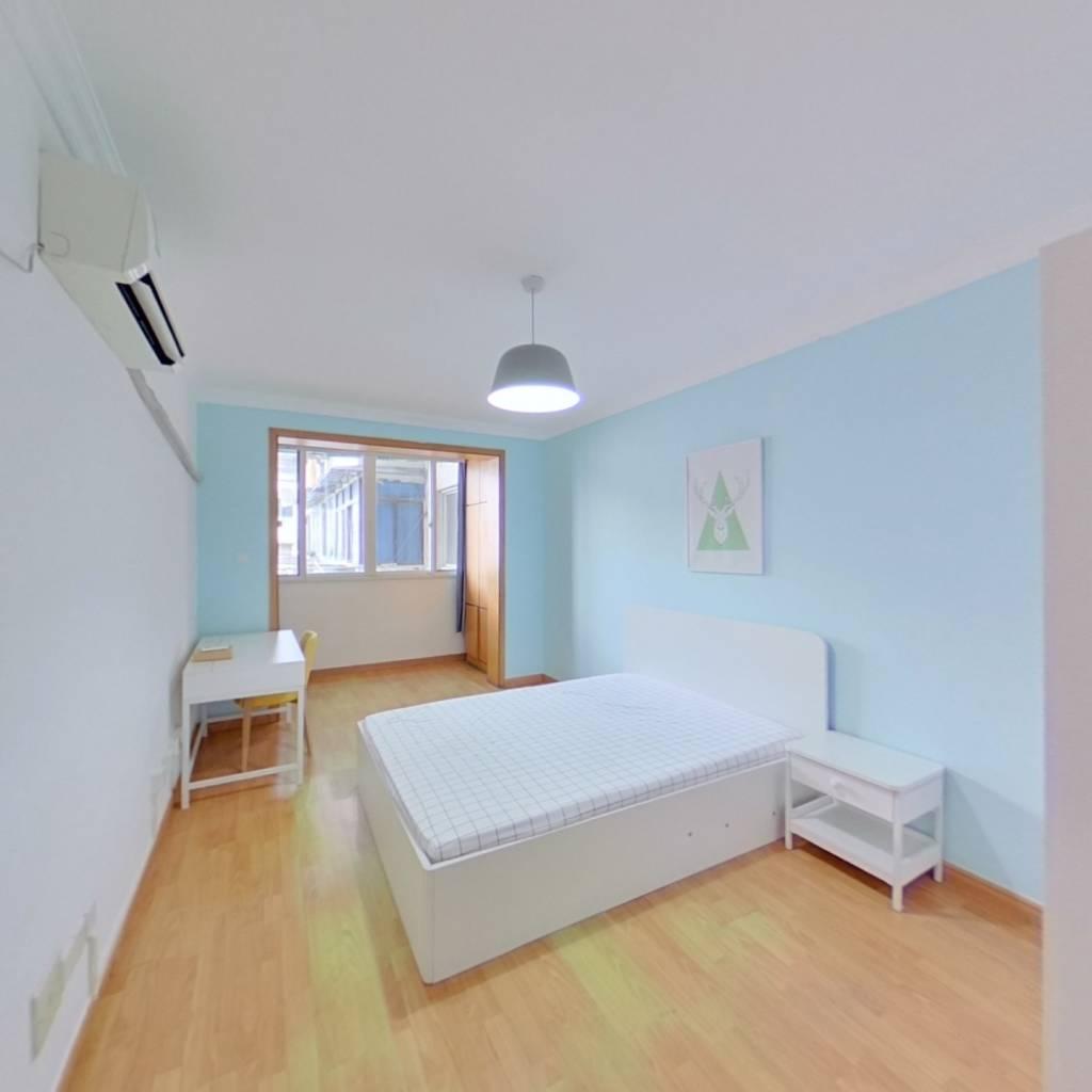 整租·何家宅小区 2室1厅 东卧室图