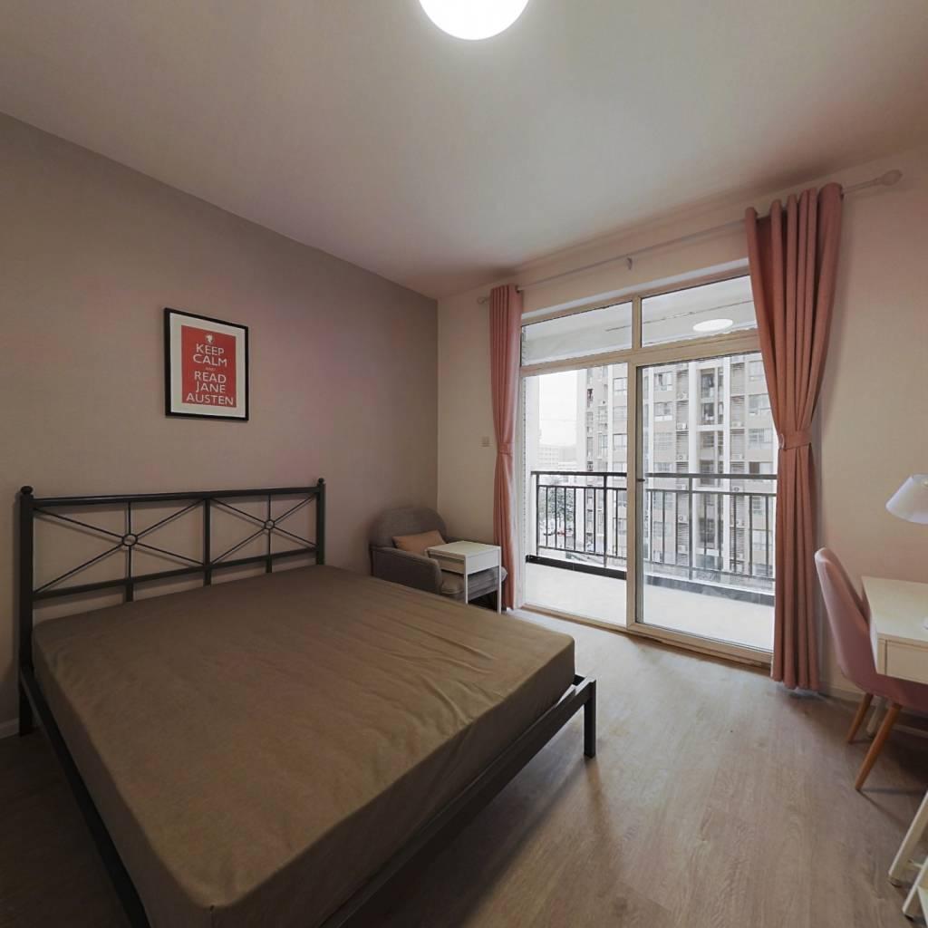 合租·兴元华盛二期 4室1厅 东卧室图