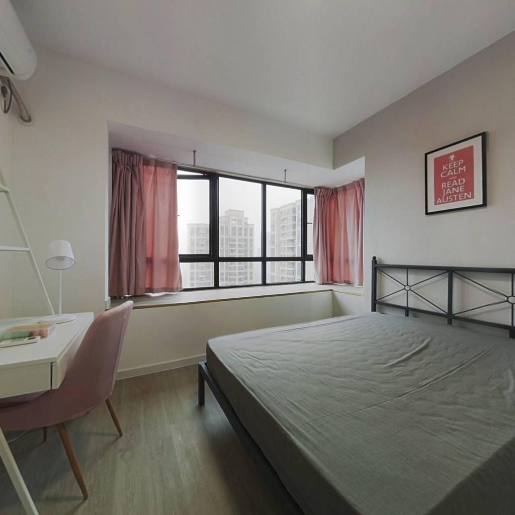 合租·中房优山PLUS 5室1厅 东卧室图