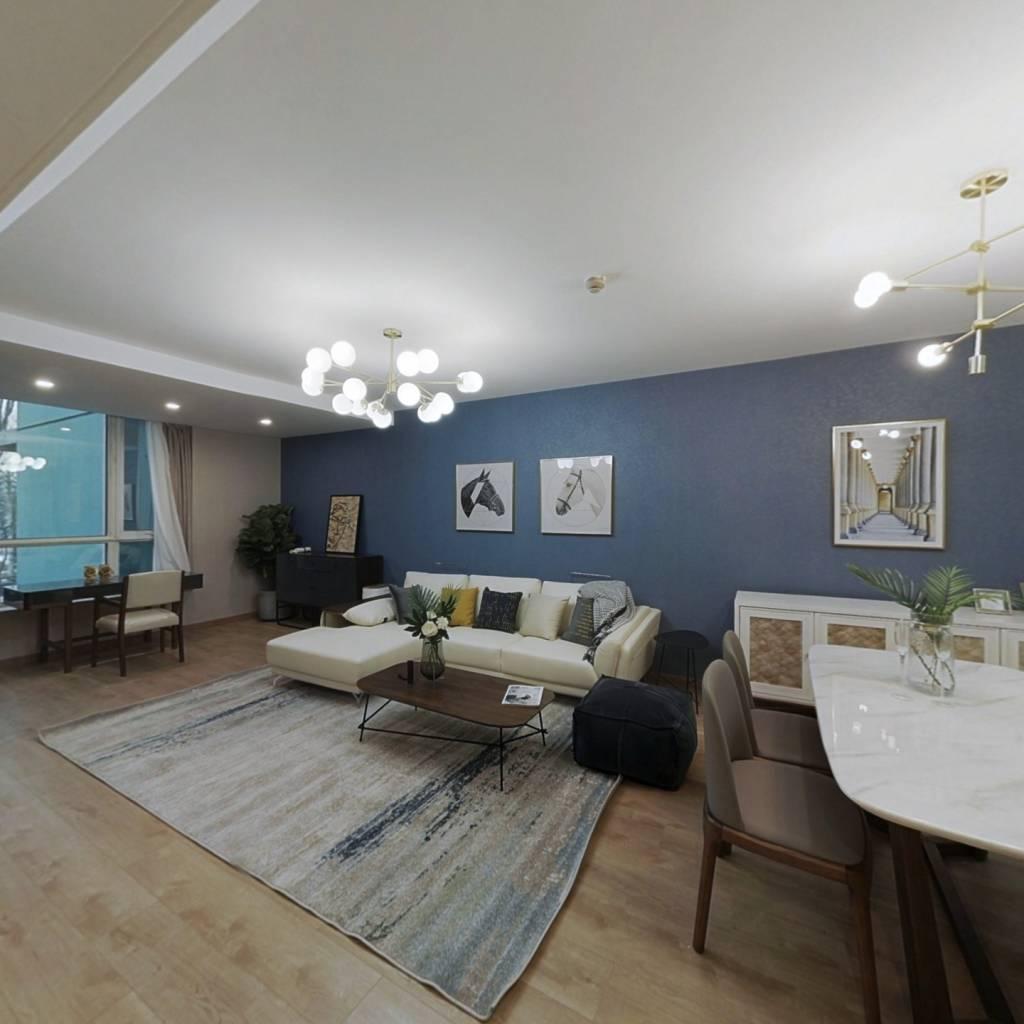 整租·华贸国际公寓 2室1厅 南北卧室图
