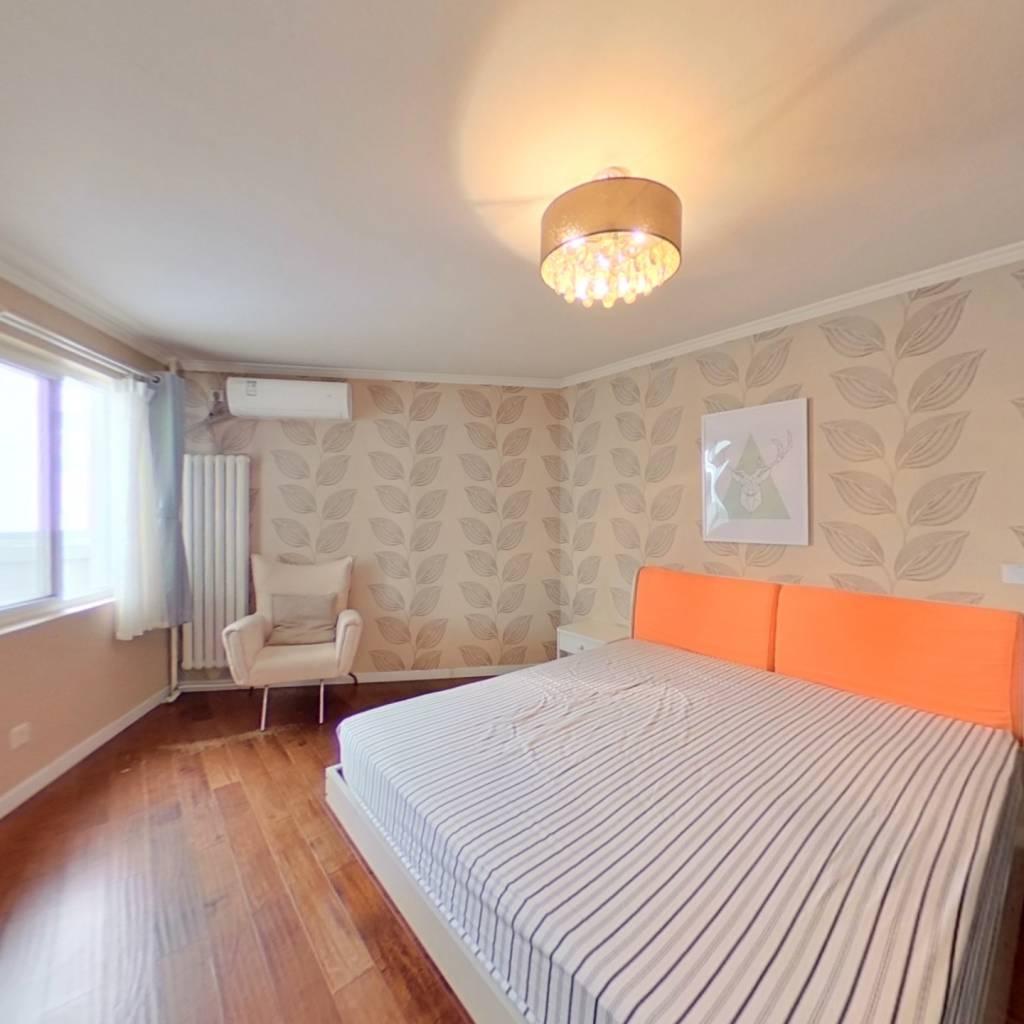 整租·北苑家园紫绶园 2室1厅 西卧室图