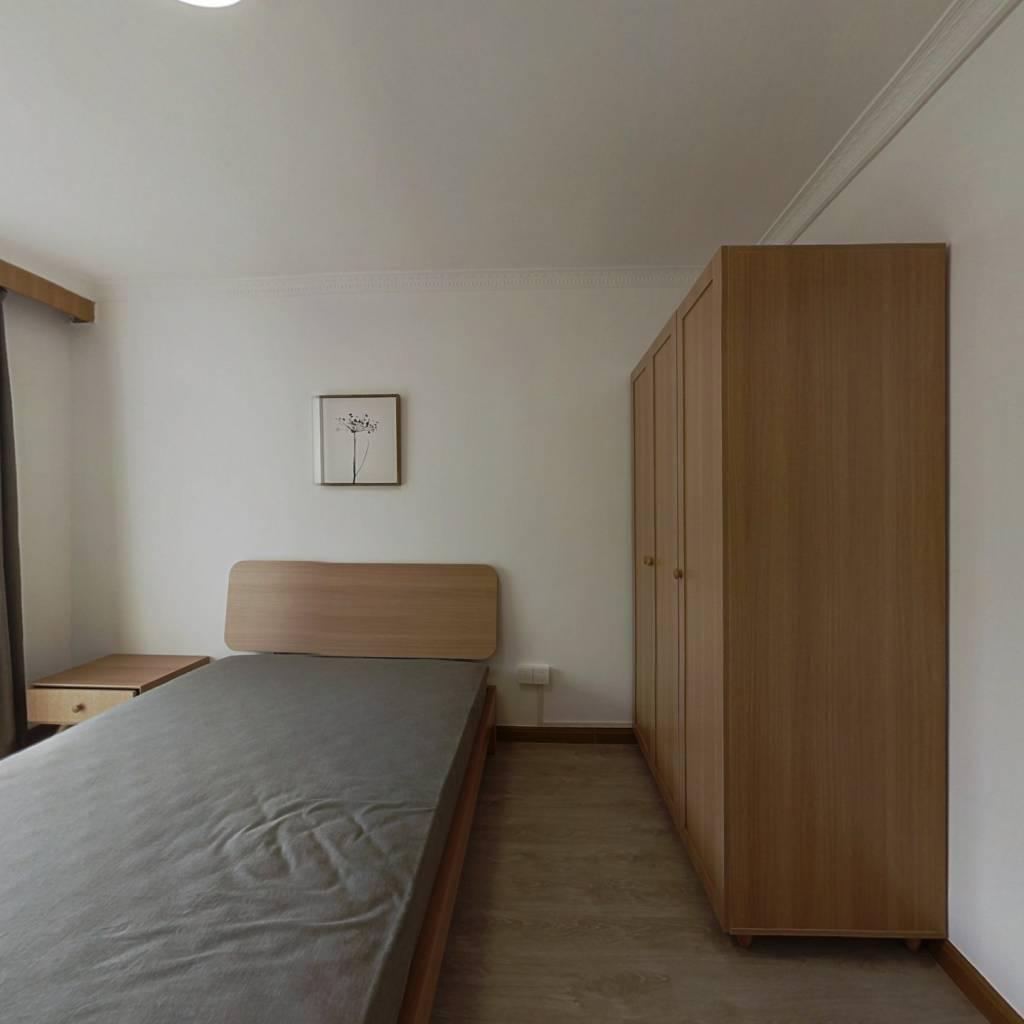 整租·秀苑小区 2室1厅 南卧室图
