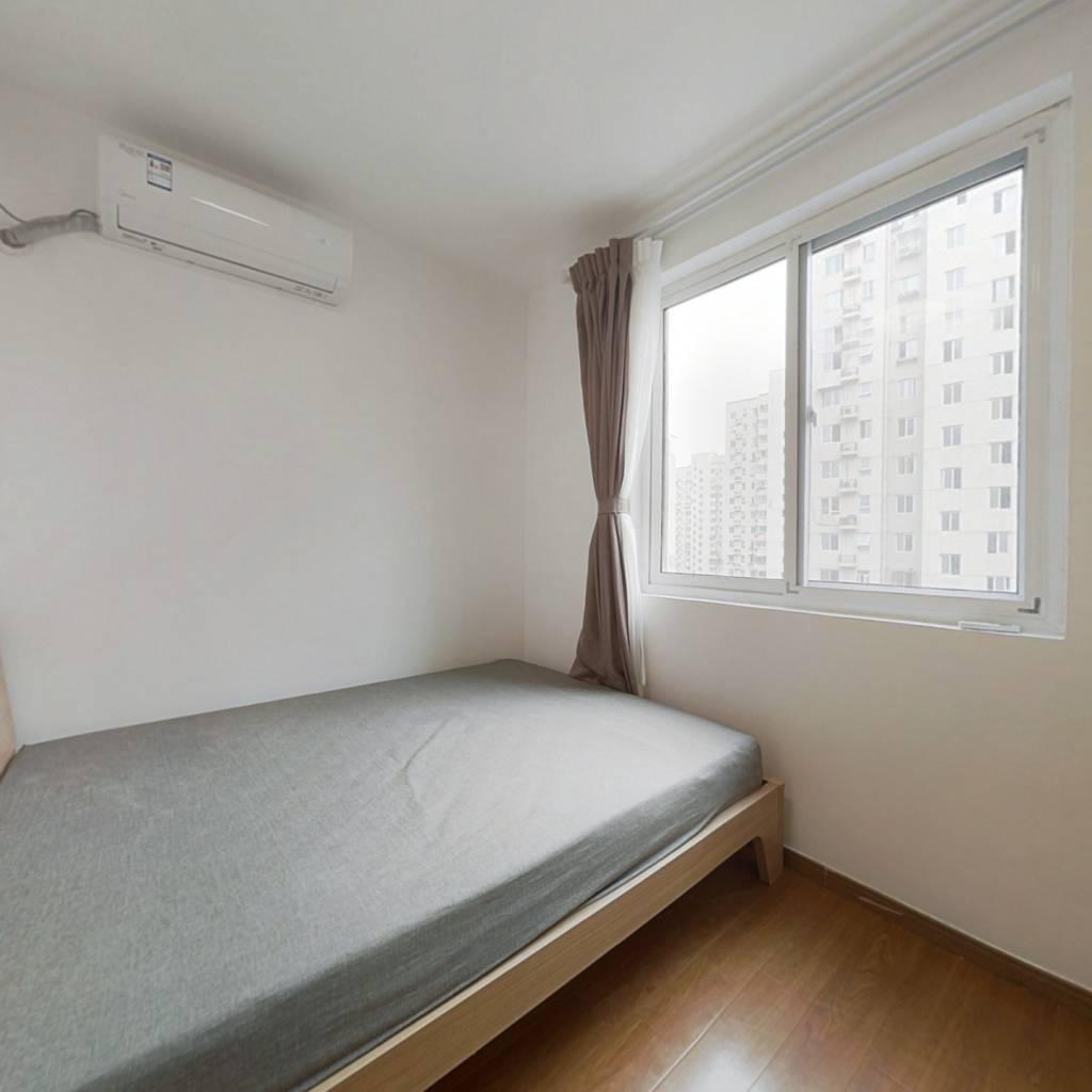 整租·汇枫景苑 2室1厅 卧室图