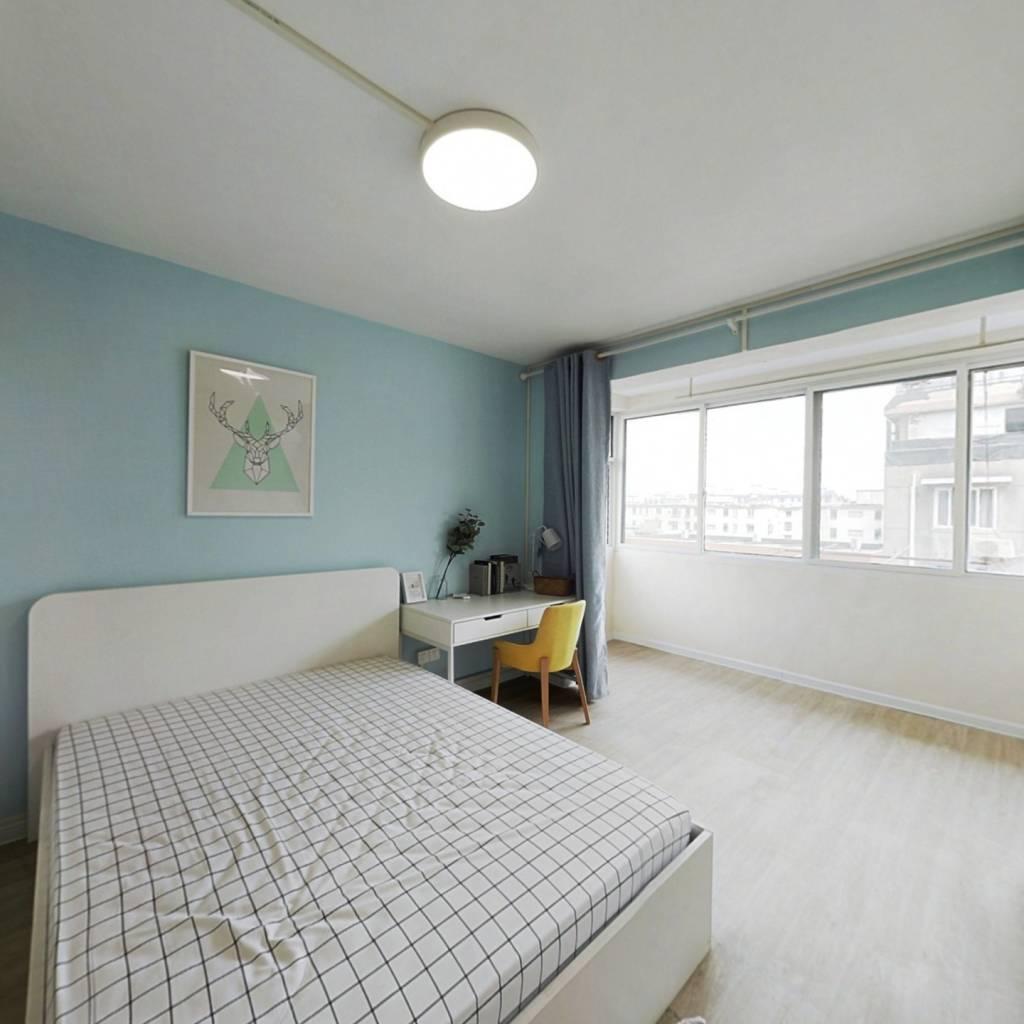 整租·双阳路604弄 2室1厅 南卧室图