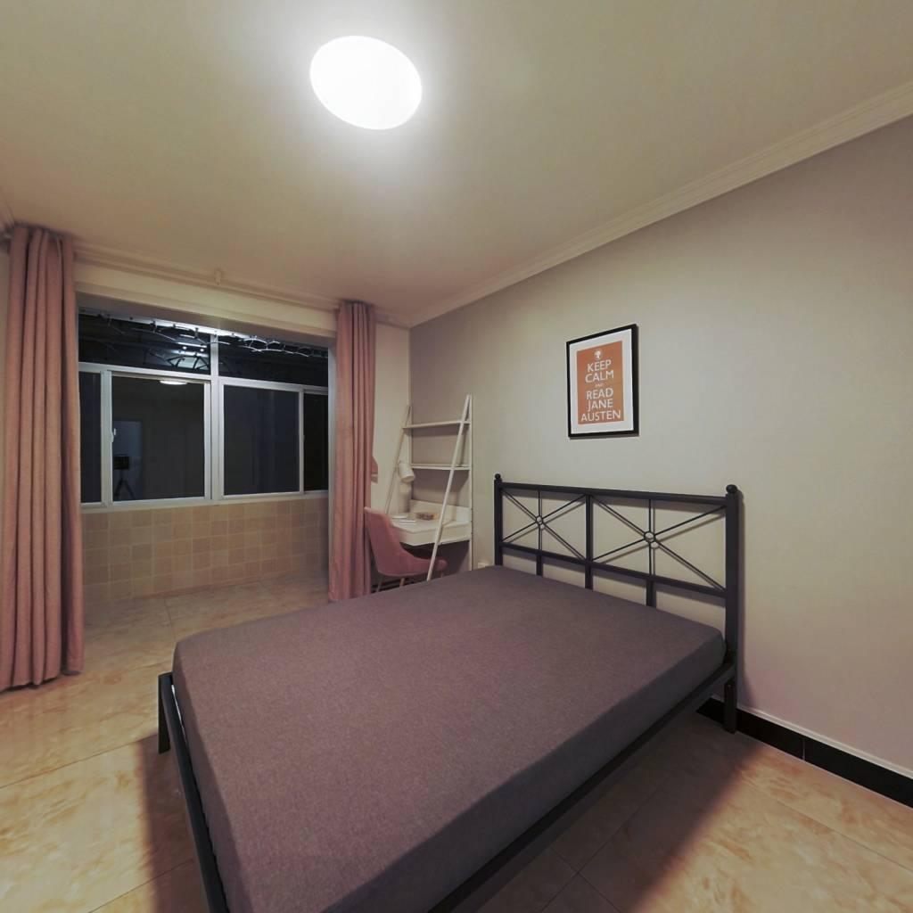 合租·汉口路 2室1厅 南卧室图