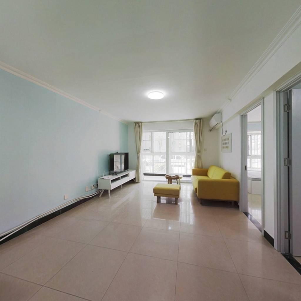 整租·常青园一区 2室1厅 西北卧室图