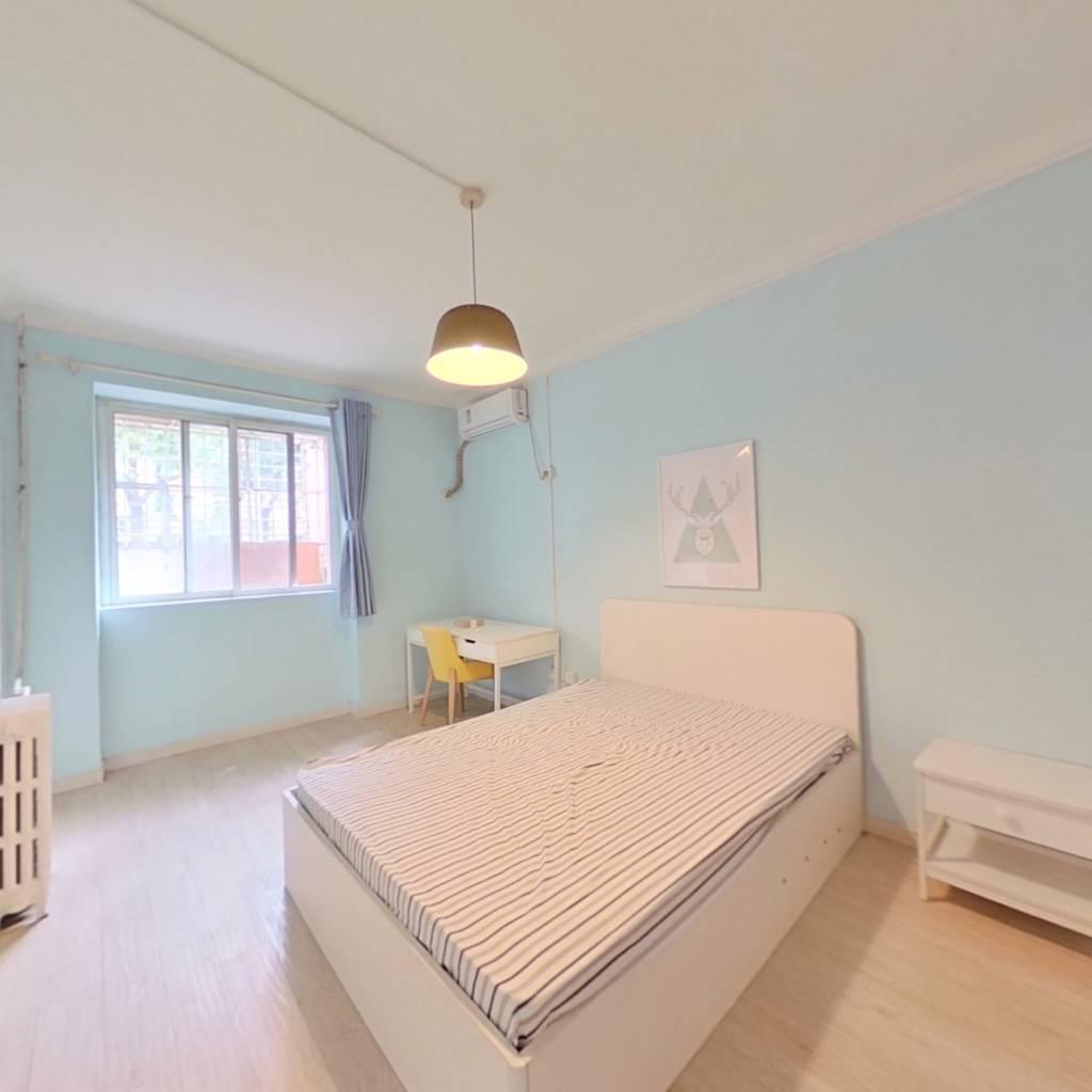 整租·和平街八区 2室1厅 南卧室图