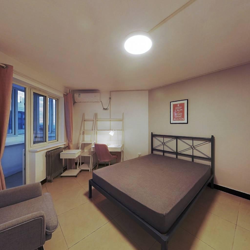 合租·华威北里 3室1厅 北卧室图
