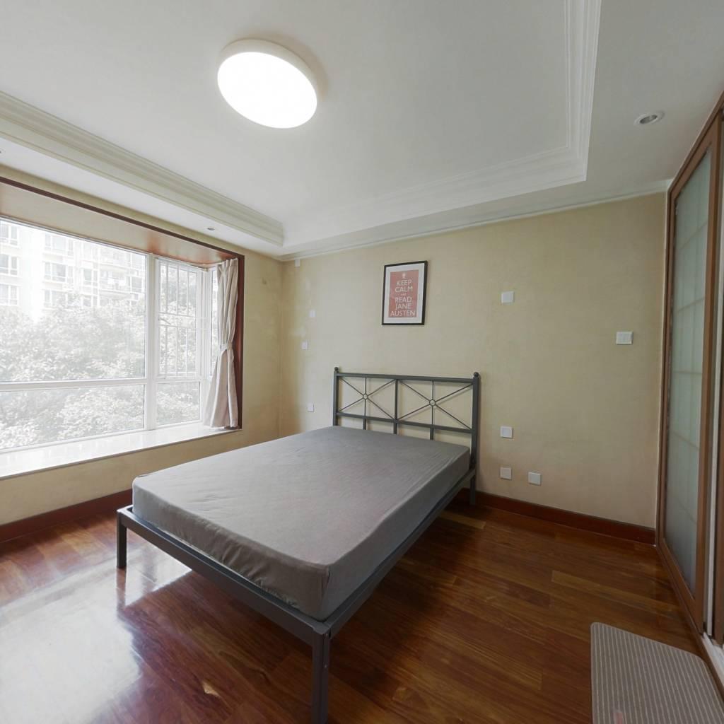 合租·星海名城二期七组团 4室1厅 西卧室图