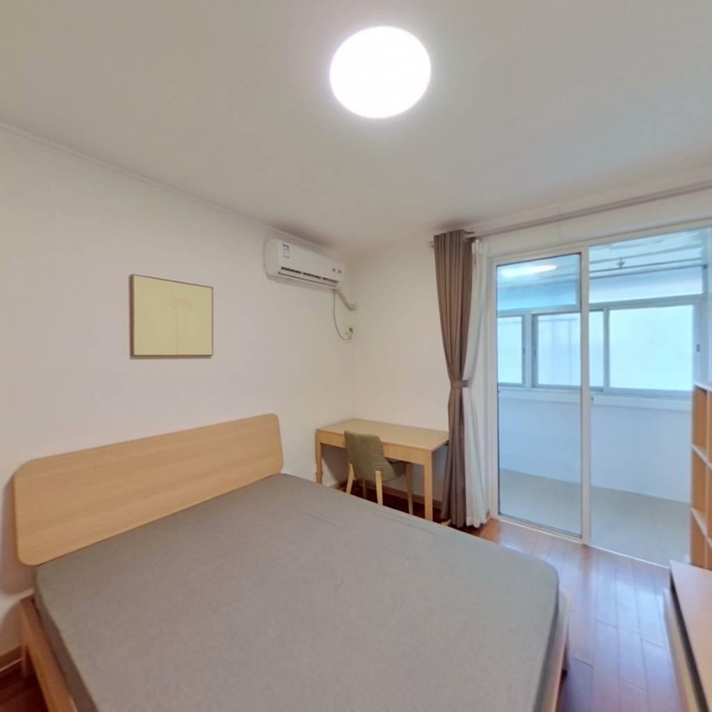 整租·天目路 2室1厅 南卧室图