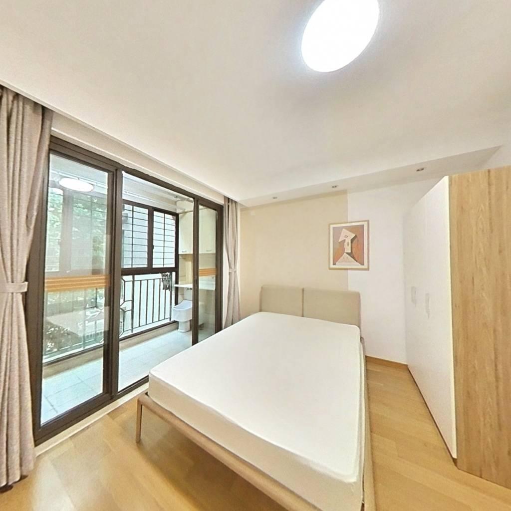 合租·九龙仓繁华里 5室1厅 南卧室图
