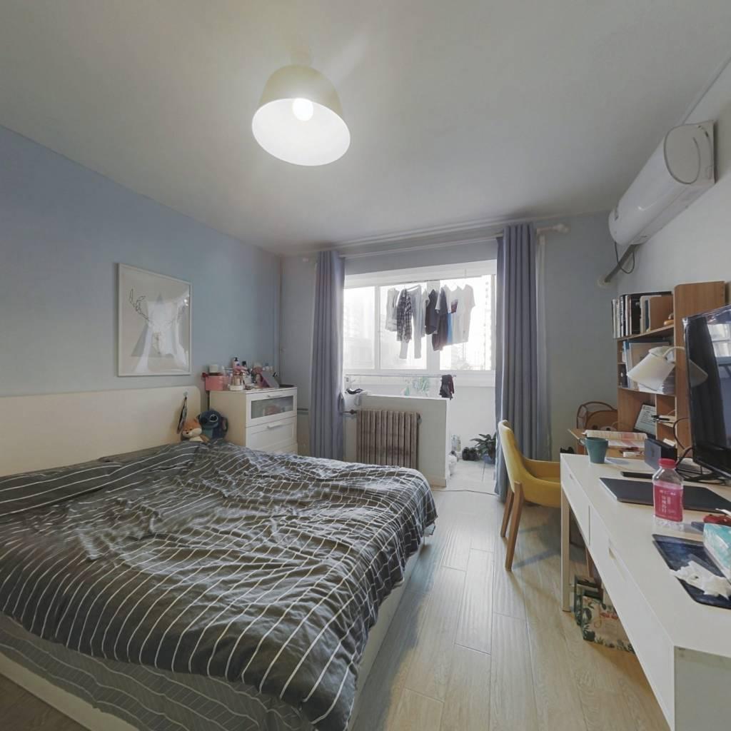 此房满五年 家庭只有这一套 东向两居室 业主诚心出售