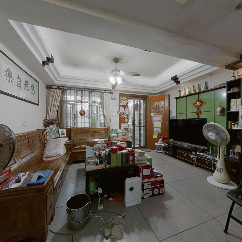 复式2层带花园房,单边位,满五唯一。